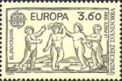 [EUROPA Stamps - Children's Games, Typ HI]