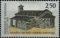 [Saint Andreu D'Arinsak church, type IM]