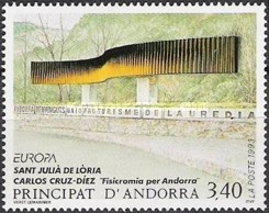 [EUROPA Stamps - Contemporary Art, type JC]