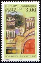 [EUROPA Stamps - Famous Women, Typ KQ]