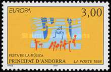 [EUROPA Stamps - Festivals and National Celebrations, Typ LS]