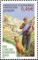 [EUROPA Stamps - Poster Art, type OG]