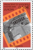 [EUROPA Stamps - Holidays, type OT]