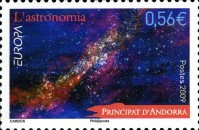 [EUROPA Stamps - Astronomy, type RT]