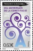 [The 20th Anniversary of the Constitution, type TY]