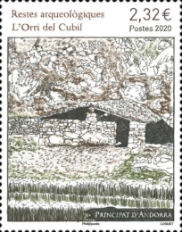 [Archaeological Remains of the l'Orri del Cubil, type YE]