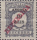 [Postage Due Stamps of 1904 Overprinted