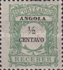 [Postage Due Stamps, Value in Centavos, Typ C]