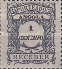 [Postage Due Stamps, Value in Centavos, Typ C1]