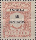 [Postage Due Stamps, Value in Centavos, Typ C2]