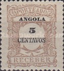 [Postage Due Stamps, Value in Centavos, Typ C4]
