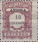 [Postage Due Stamps, Value in Centavos, Typ C6]