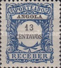 [Postage Due Stamps, Value in Centavos, Typ C7]