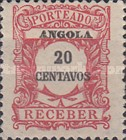 [Postage Due Stamps, Value in Centavos, Typ C8]