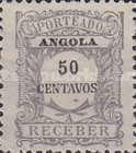 [Postage Due Stamps, Value in Centavos, Typ C9]