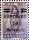 [Postage Stamps of 1932-1946 Overprinted & Surcharged - Ceres, Typ D4]