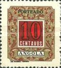 [Postage Due Stamps, Typ E]