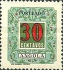 [Postage Due Stamps, Typ E1]