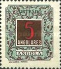 [Postage Due Stamps, Typ E5]