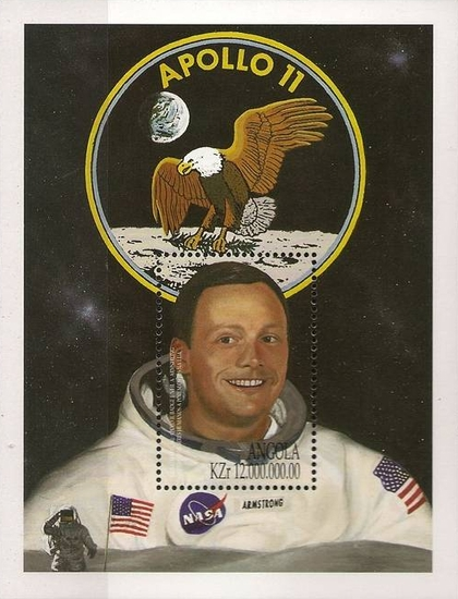 [The 30th Anniversary of First Manned Moon Landing, Typ ]