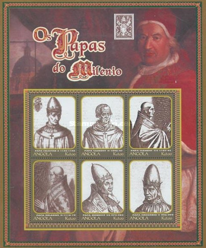 [Popes of the Millennium, Typ ]