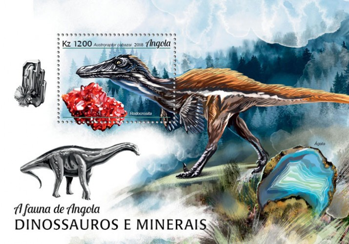 [Dinosaurs and Minerals, Typ ]
