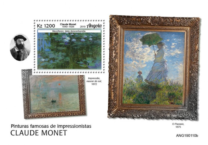 [Famous Impressionist Paintings, type ]