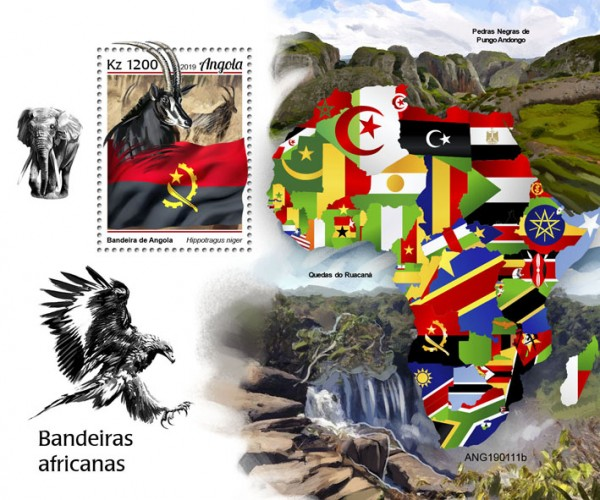 [African Flags, type ]