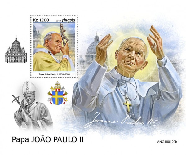 [Pope John Paul II, 1920-2005, type ]