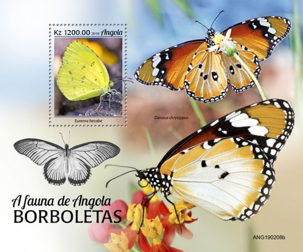 [Fauna of Angola - Butterflies, type ]