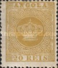 [Portuguese Crown - Thin paper, type A2]
