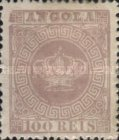 [Portuguese Crown - Different Perforation, type A22]