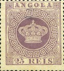 [Portuguese Crown - Different Perforation, type A31]