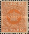 [Portuguese Crown - Thin paper, type A7]