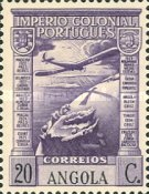 [Airmail - Portuguese Colonial Empire, Typ AP1]