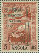 [World's Fair in New York - No. 290 Overprinted, Typ AQ]