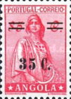 [Issue of 1932 Surcharged, Typ AV]