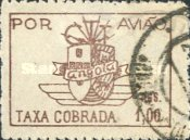 [Airmail - Coat of Arms of the Colony, Typ BA]