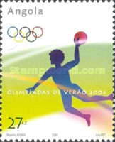 [Olympic Games - Athens, Greece, Typ BCY]