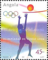 [Olympic Games - Athens, Greece, Typ BDA]