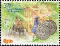 [The 30th Anniversary of the National Bank of Angola, Typ BEQ]
