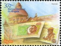 [The 30th Anniversary of the National Bank of Angola, Typ BER]