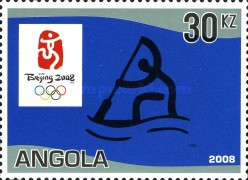 [Olympic Games - Beijing, China, Typ BGD]