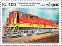 [Transportation - African Trains, type BPQ]