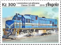 [Transportation - African Trains, type BPS]
