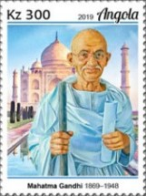 [The 150th Anniversary of the Birth of Mahatma Gandhi, 1869-1948, type BRG]