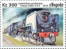 [Transportation - Steam Locomotives, type BSK]