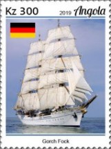 [Transportation - Tall Ships, type BSN]