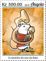 [Chinese New Year - Year of the Rat, type BVP]