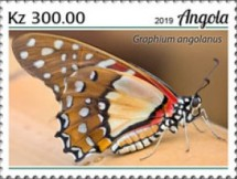 [Fauna of Angola - Butterflies, type BWP]